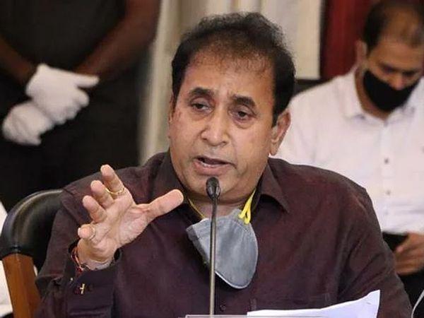 I-T Dept Conducts Raids Against Former Maharashtra Minister Anil Deshmukh Over Tax Evasion