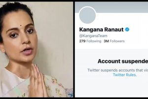 Twitter Permanently Suspends Kangana Ranaut's Account After Her Calls for Violence