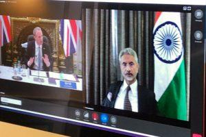 In UK, Jaishankar Tweets of Exposure to COVID-19 Positive Cases; Attends G7 Meet Virtually