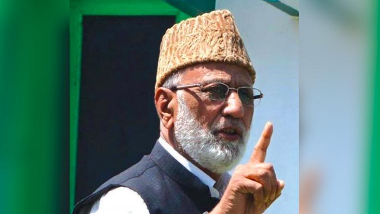 Jailed Since July 2020, Hurriyat Leader Ashraf Sehrai Dies in Preventive Custody
