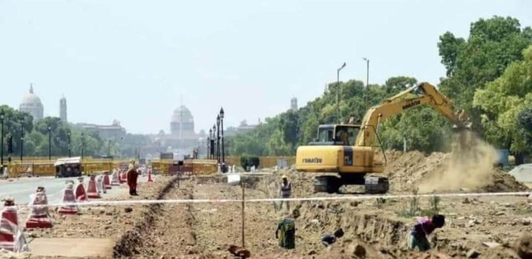 On Display in Delhi Now, a Central Vista to Criminal Negligence