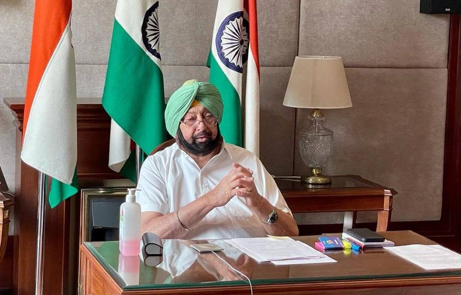 Punjab CM Moots Research Facility Under Experts to Deal with Pandemic-Like Situations