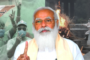 Pandemic and Elections in West Bengal: Modi's Conjoint Failures