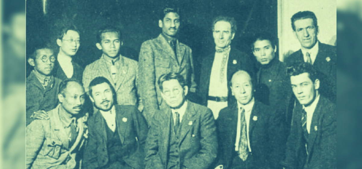 Of Underground Asian Revolutionaries and a Deadly Blow to European Imperialism