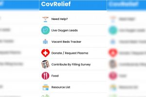 Meet the Founders of CovRelief, a Website Trying to Help COVID-19 Patients Find Resources