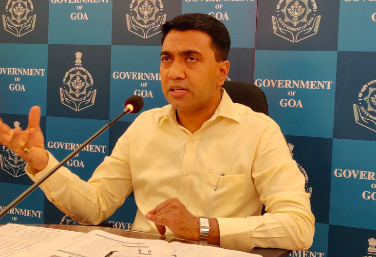 How Pramod Sawant's Failure Led to Goa Becoming the State With the Highest Positivity Rate