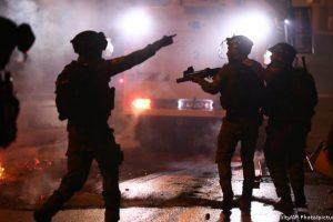 Fresh Jerusalem Clashes Leave More Than 90 Injured, Palestinian Medics Say
