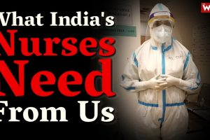 Watch: What India's Nurses Need From Us to Fight the War on COVID-19