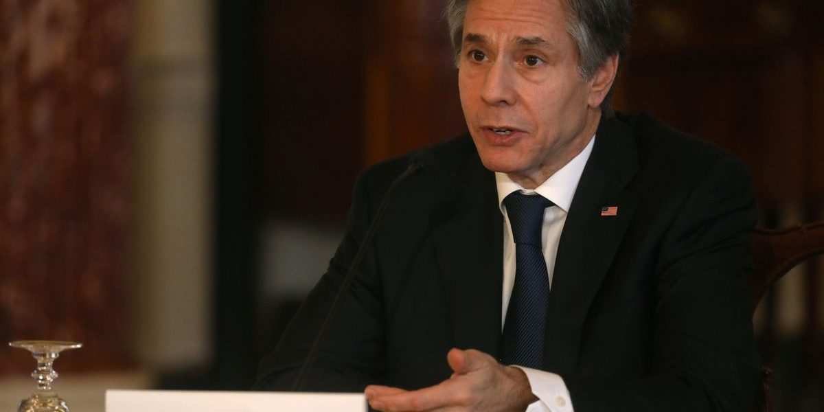 Taliban's Relationship With Global Community to Be Defined by Actions, Not a Favour: Blinken