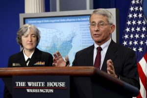In COVID Origins Storm, Fauci Denies US Funded Controversial Study in Wuhan