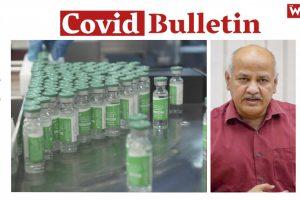Watch: Delhi Government Blames Centre for Vaccine Shortage