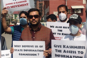 Replacing J&K RTI Act With Centre's Law Has Weakened People's Right to Know
