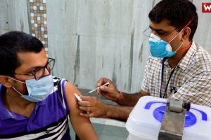 Watch   What a Day at a Vaccination Centre in Delhi Looks Like