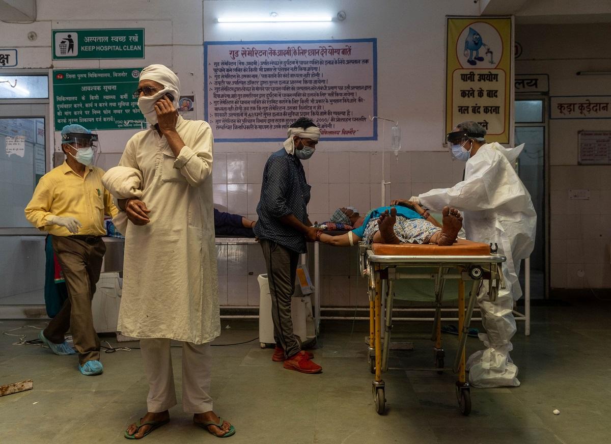 India's Coronavirus Tally Surpasses 24 Million as Mutant Spreads Across Globe