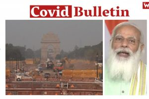 Watch: 'Can Feel People's Pain,' Says Modi While Construction on Central Vista Continues