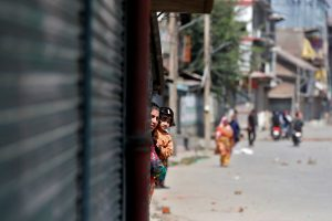 Does Nondisclosure of Familial Proximity to  'Security State' Compromise Research on Kashmir?