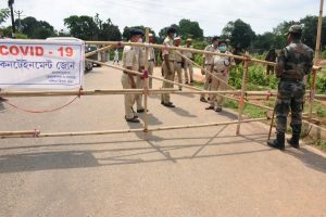 Tripura: Lockdown in Agartala from May 17 to 26 As COVID-19 Cases Surge
