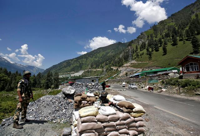 Indian Army's Increased Deployment Along LAC Likely to Become a Permanent Fixture