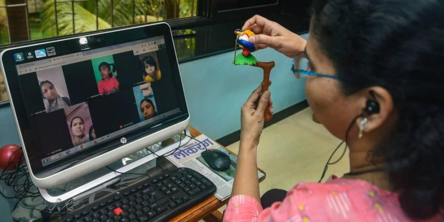 Poor State of Digital Education Revealed as Only 22% Indian Schools Had Internet in 2019-20