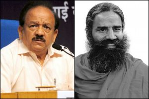 The Political Theatre of Harsh Vardhan v. Baba Ramdev