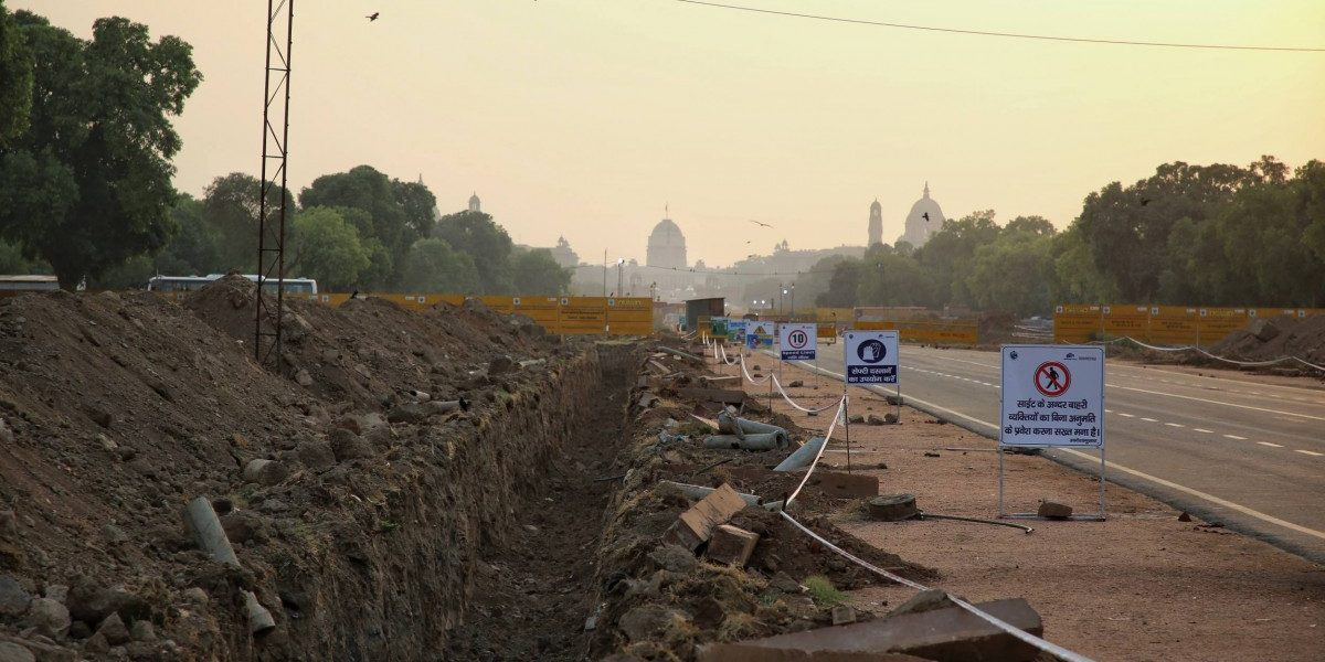 Ripping Apart the Central Vista Is Nothing Short of the Reconquest of Delhi
