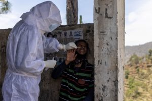 In Rural India, COVID-19 Outbreaks Have One Standout Feature: Speed