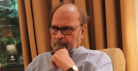 What We Did When Our Government Collapsed: My Father Saeed Naqvi's COVID Story