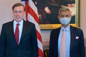 Jaishankar Meets US NSA Jake Sullivan to Review Countries' Partnership