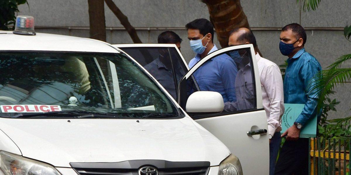 Antilia Bomb Scare: Mumbai Police Officer Sunil Mane Dismissed from Service