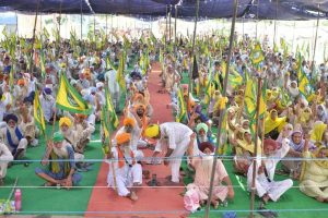 Far Away From Media Attention, Rural Punjab Keeps Farmers' Protest Alive