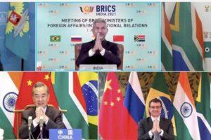 BRICS Backs Talks for COVID-19 Vaccine Patent Waiver in WTO