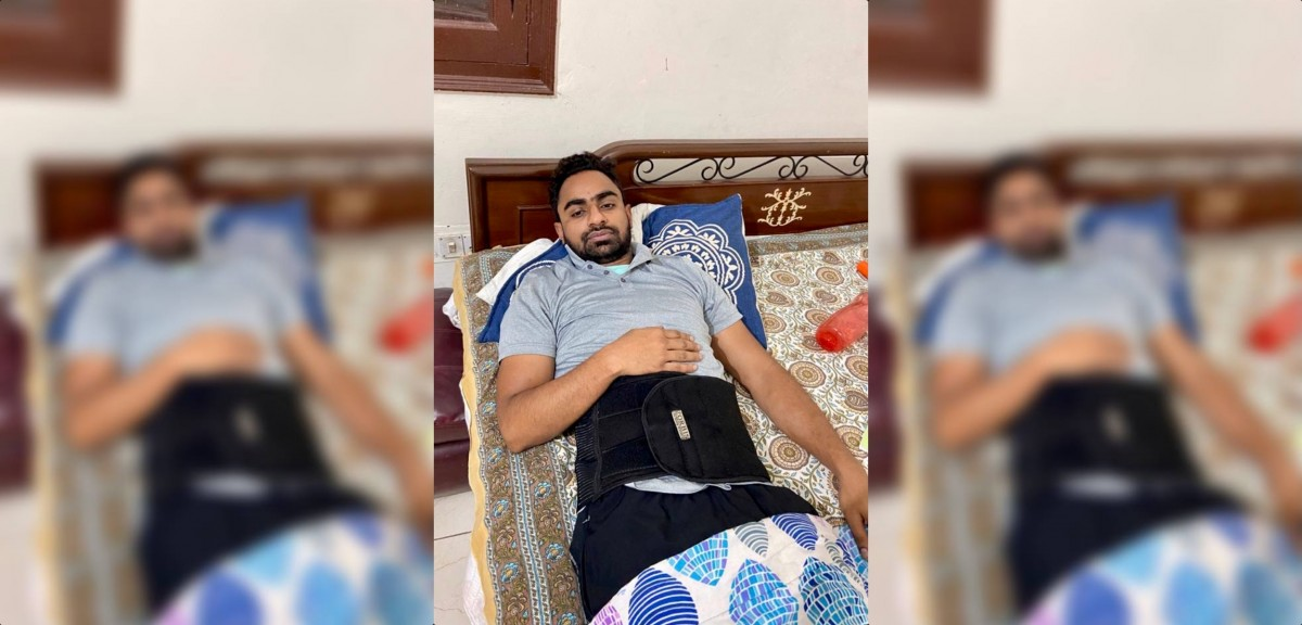 'Thrashed' for Phoning Delhi Police Helpline, Muslim Man Needs Spinal Surgery