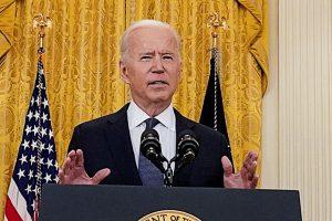 Joe Biden Bans Investment in Dozens of Chinese Firms