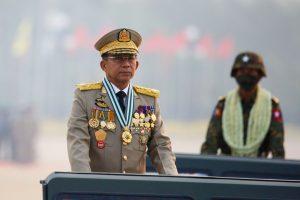 Myanmar Junta Opponents Say No Faith in ASEAN as Envoys Visit