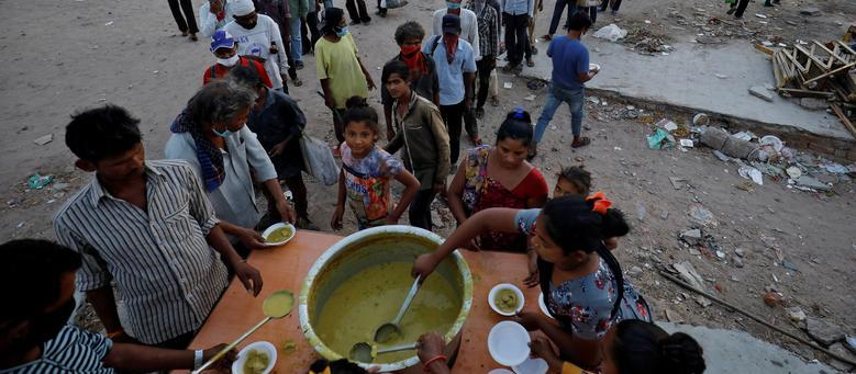 Widening the Food Security Net: Lessons From Delhi's 2020 Lockdown