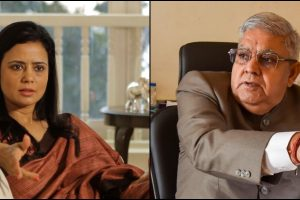 TMC's Mahua Moitra Accuses Bengal Governor of Appointing 'Extended Family' as OSDs