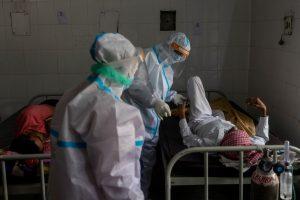 COVID-19 and Uttar Pradesh, Six Weeks of Living Hell