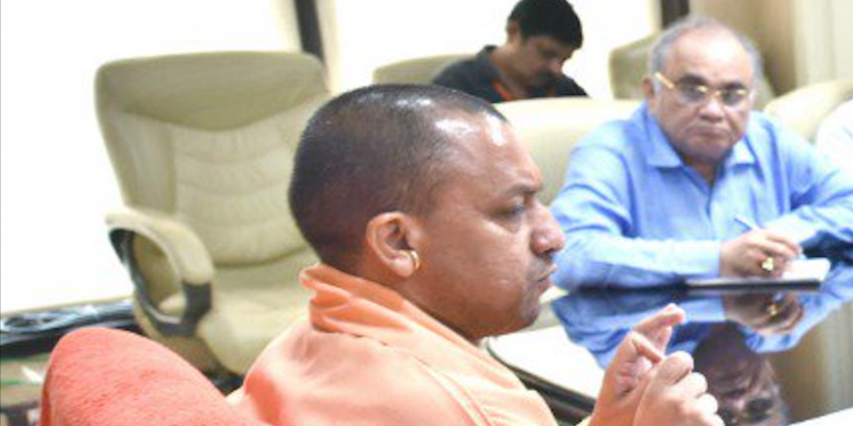 Top Yogi Official Who Shut His Eyes to Dodgy Police Encounters is Now Election Commissioner