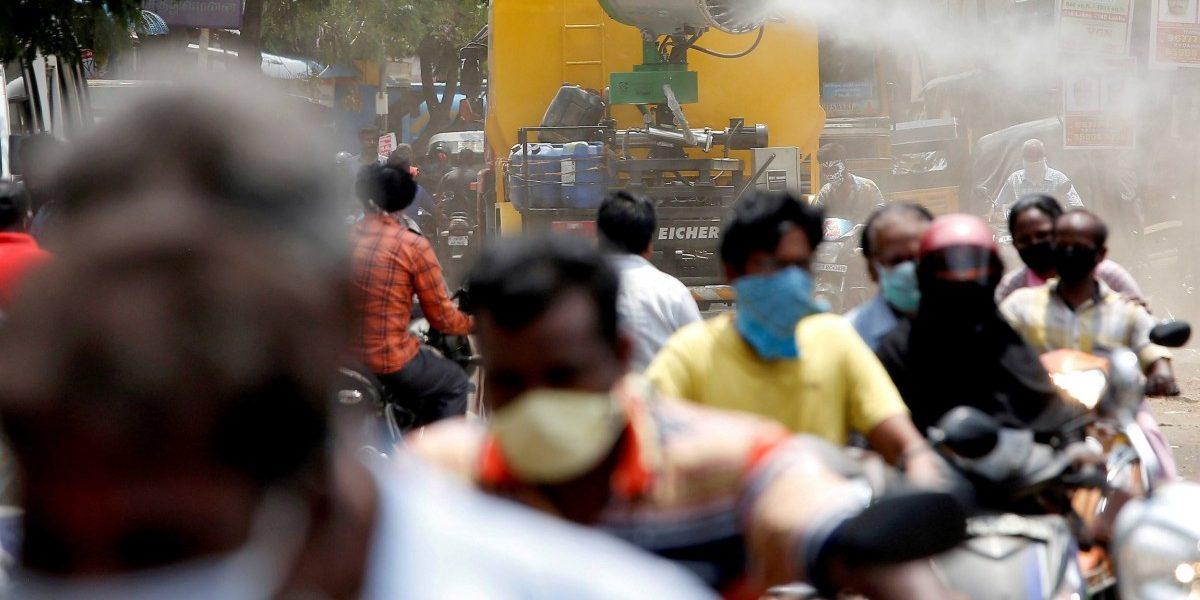 Why the Powers That Be Aren't Worried About the Many Crises in India