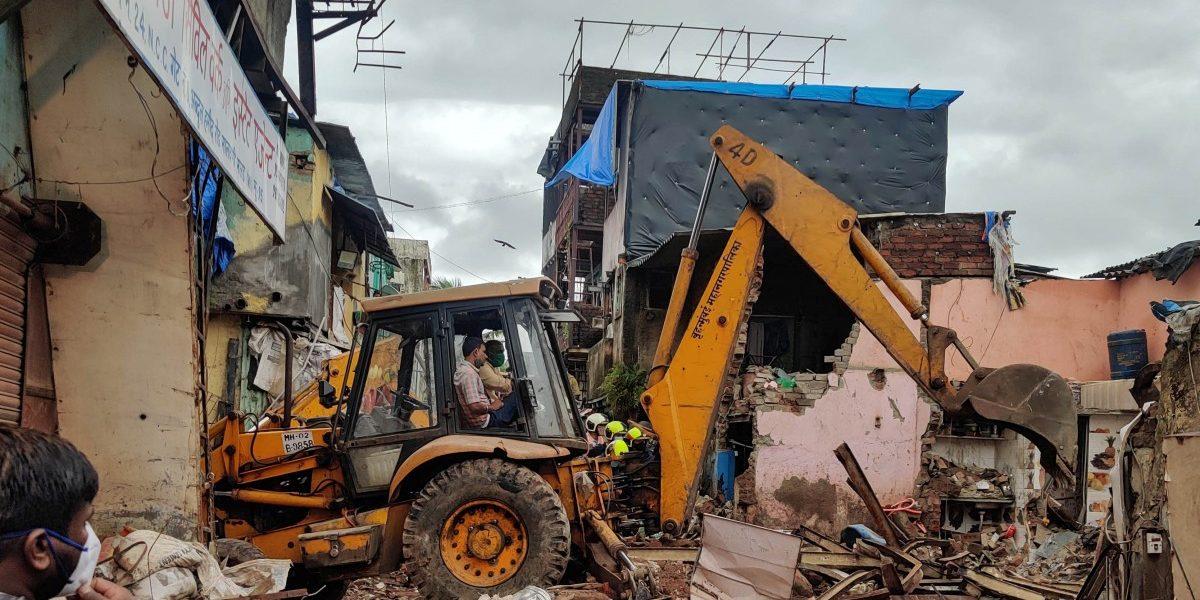 Mumbai Building Collapse Kills 11, Including Eight Children