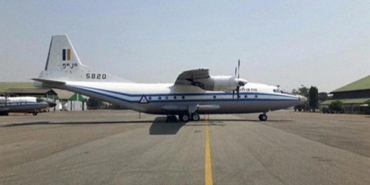 Twelve Dead after Military Plane Crashes Near Myanmar's Mandalay