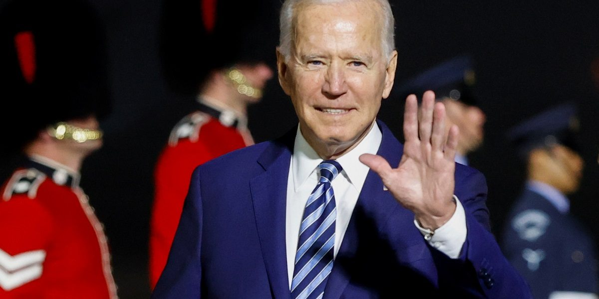 Biden Announces Plan To Donate 500 Million Pfizer Doses, Urges Others To Join In
