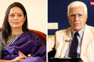 Watch   Mahua Moitra: 'Modi Lied In His Address, Like Pinocchio His Nose is Getting Longer'