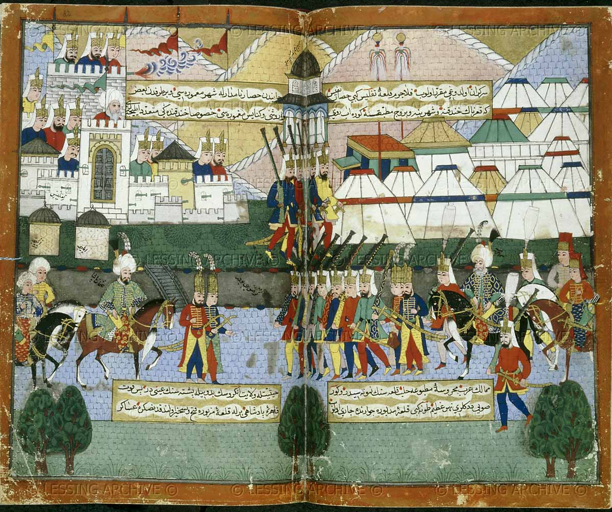 What the Ottoman Empire Can Teach Us About the Consequences of Climate Change – The Wire Science