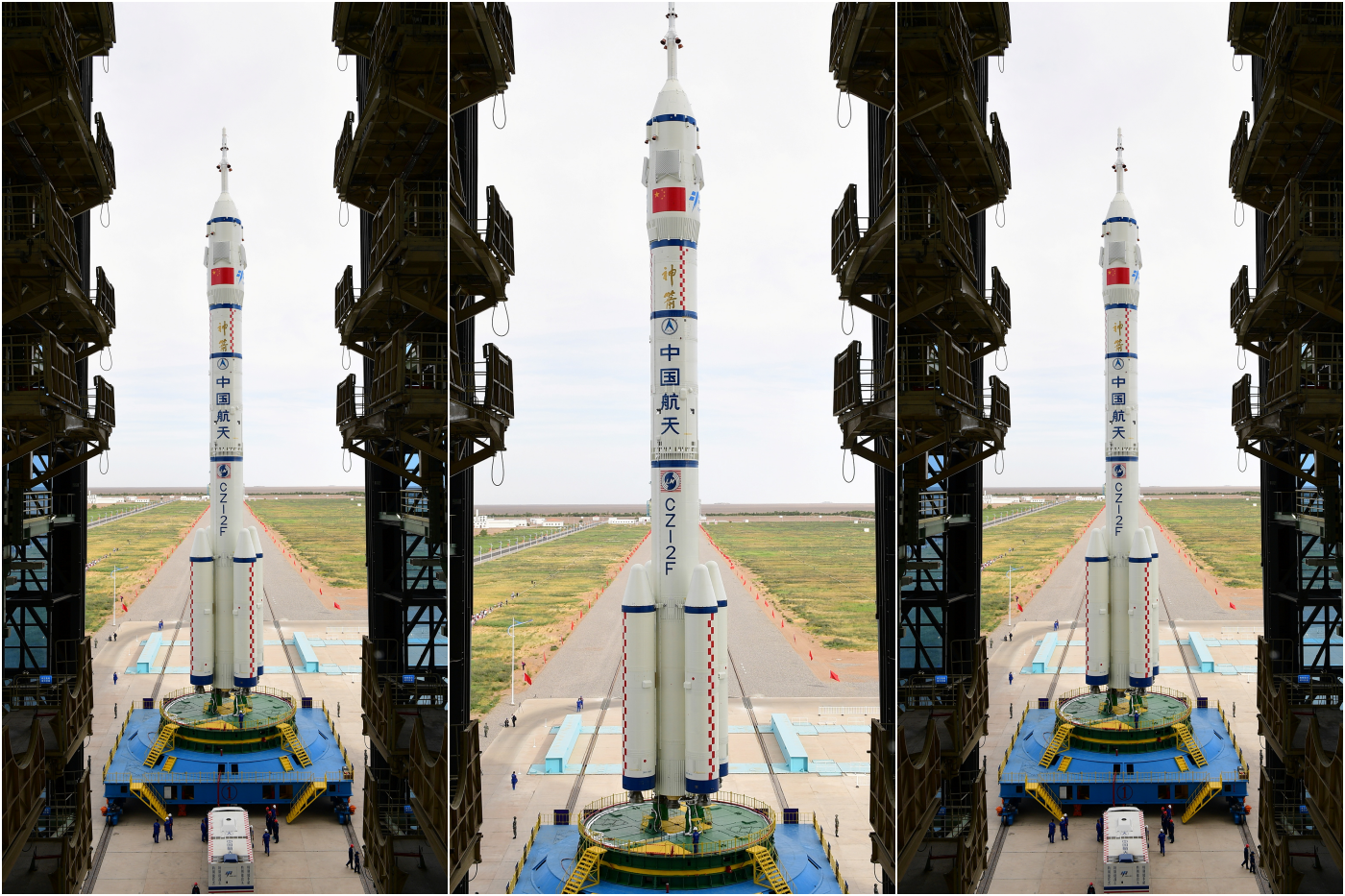 'Divine Vessel' To Mark China's First Human Spaceflight Since 2016 – The Wire Science