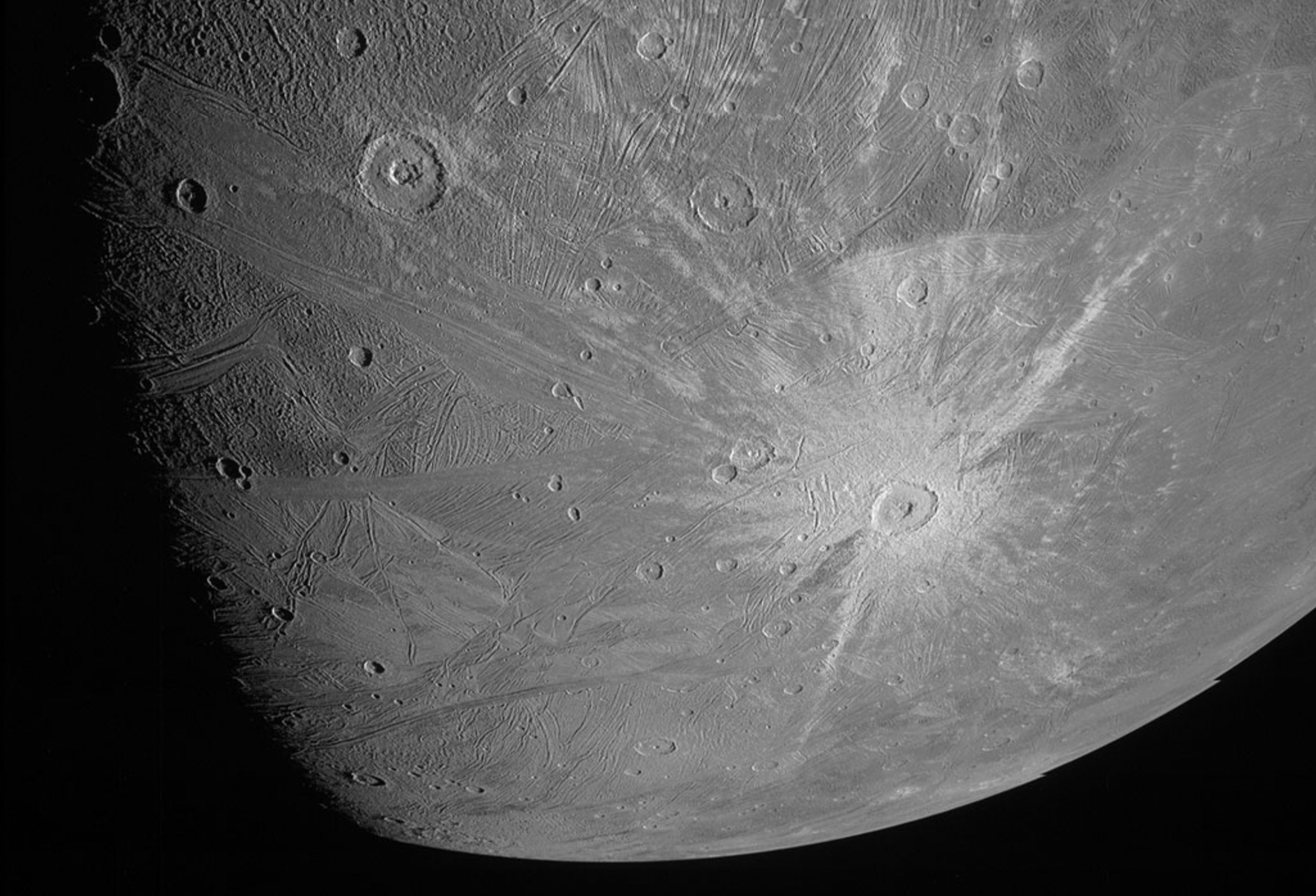 NASA Juno Returns Closest Images of Jupiter's Moon Ganymede – The Wire Science