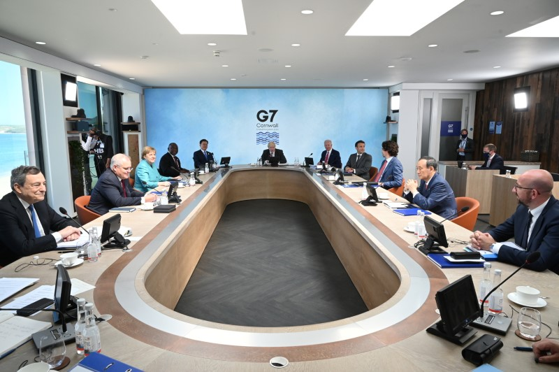 China, Climate and Vaccines – What the G7 Agreed This Weekend