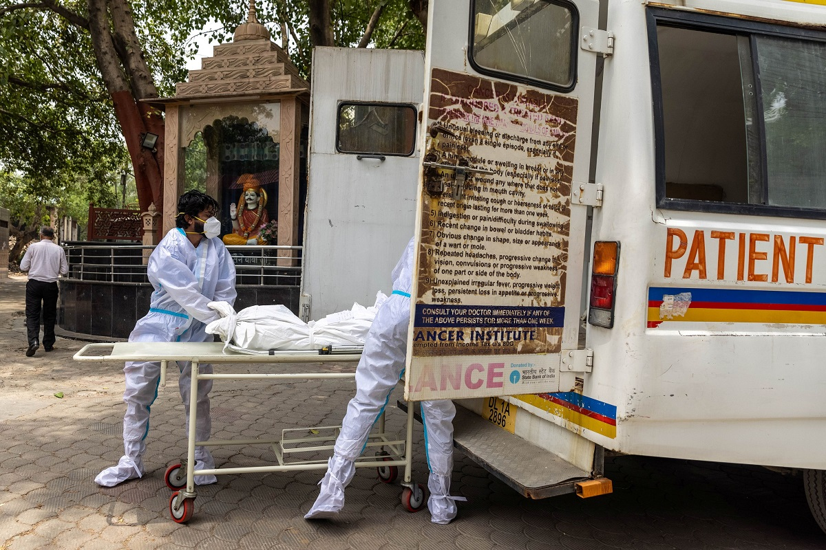 In Hyderabad Alone, 'Excess' Deaths Were 10x Telangana's Official COVID Toll – The Wire Science