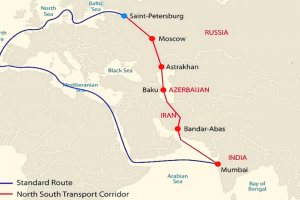 Why India Can't Bank on the International North-South Transport Corridor