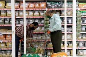 Retail Inflation Spikes to 6.3% in May on Costlier Food Items